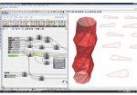 建築家が知るべき10のパラメトリックデザインのプラグイン。建築やその部品に数値変数(パラメーター)を与えこの変数に入力する数値を変化させモデルを生成するデザイン手法