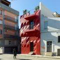 """35歳以下の建築家や建築学科の学生等が作品をアップし投票数に応じて表彰される""""INSPIRELI AWARDS 2016″の結果。日本からは渡辺大輝/武蔵野美術大学が2位受賞"""