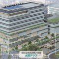 埼玉県越谷市新庁舎建設プロポーザルで梓設計が勝利。環境対策、市民に開かれた空間、災害対策本部としての考え、プレゼン時の質疑応答力・姿勢を評価。技術提案公開