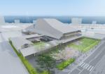 神奈川県小田原市民ホール整備事業プロポーザルで鹿島建設・環境デザイン研究所共同企業体が勝利。小泉アトリエやヨコミゾマコト等ファイナリスト案も公開