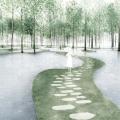 """パリ・カルティエ財団現代美術館で石上純也の大規模な個展を開催。""""FREEING ARCHITECTURE""""と題され、20のプロジェクトが発表される[2018/03/30-06/10]"""