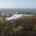 フランス・リールの裁判所建設コンペでファイナリストに残った藤本壮介+Coldefy & Associés Architectes のデザインを公開。最終的にOMAの提案が採用された