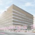 栃木県小山市新庁舎事業者選定プロポーザルで戸田建設・久米設計 共同企業体を採用。申し込みが1者のため点数化せず適否の意見交換等を行った。提案書公開