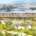 2回目となる広島県尾道市千光寺公園頂上エリアリニューアル設計プロポで青木淳の提案を採用。1回目で最優秀となった石上純也との設計契約は解除されている
