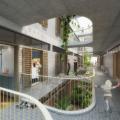 """カンボジアの経済発展に伴い、労働者のための安価な集合住宅を提案するコンペ""""2018 Affordable Housing Challenge""""の結果発表。日本からは林 陽一郎/NAADが入選"""