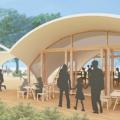 埼玉県草加市松原児童センター及びテニスコート設計プロポーザルで御手洗龍建築設計事務所が勝利。次点はEureka(エウレカ)。技術提案書公開