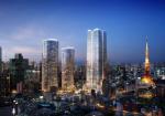 トーマス・ヘザウィック 日本初の巨大プロジェクト。森ビルの高さ日本一330m超高層ビルとなる虎ノ門・麻布台プロジェクトの低層レベルを担当。PDF内のリンクに画像多数あり