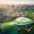 新国立競技場の全応募案46案公開中。写真はHerzog & de Meuront