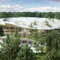藤本壮介によるハンガリー・ブダペストの音楽ホールプロジェクトで最終的なデザインを動画で公開。建築と公園が自然にシームレスに繋がる。2020年末に完成予定