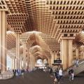 隈研吾のデザイン盗作疑惑を否定。スワンナプーム国際空港第2ターミナルコンペは日建設計を含むタイの著名建築家デュアングリット・ブンナグのチーム案を採用