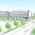 広島特別支援学校校舎増築工事設計プロポーザル佐藤総合計画・あい設計設計共同体を特定。学習意欲がわく視覚的、空間的な提案を評価。第3位までの提案書を公開